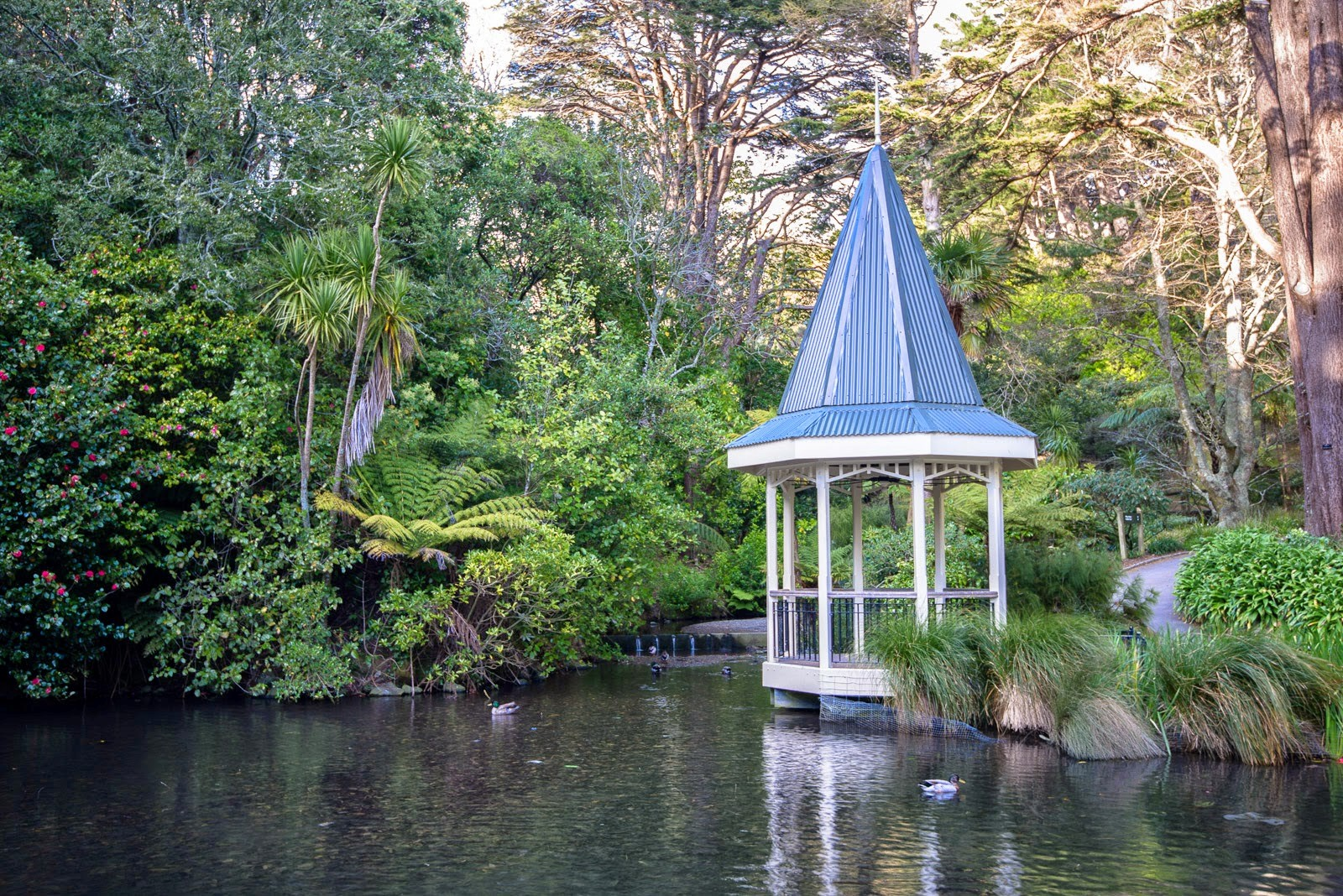 Botanical Gardens Wellington