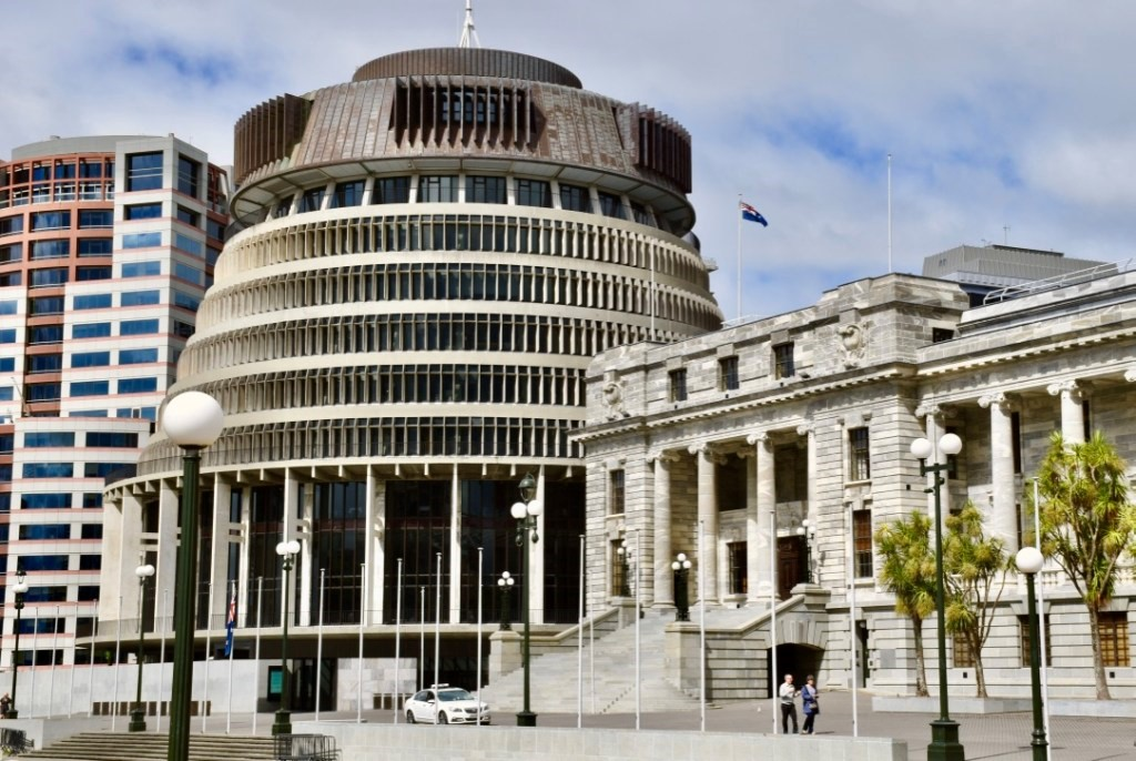 Parliment Wellington